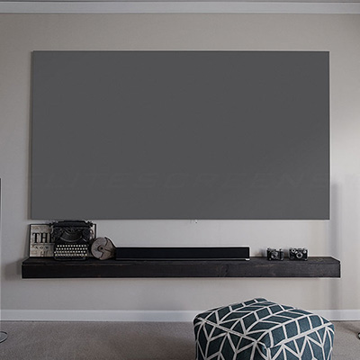 Beamer Leinwand Elite-Screens-Cinema-living-CineGrey-5D