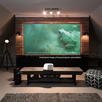 Elite-Screens-Cinema-living beamer rahmenleinwand